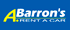 Supplier A.Barron's Rent a Car