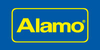 Car rental at the rental company Alamo Rent a Car
