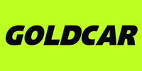 Car hire at the hire company Goldcar Rent a Car