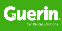 Car hire at the hire company Guerin Rent a Car