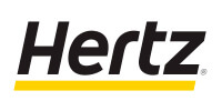 Car rental at the rental company Hertz Rent a Car