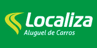 Car hire at the hire company Localiza Rent a Car