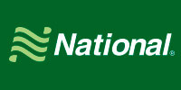 Car rental at the rental company National Rent a Car
