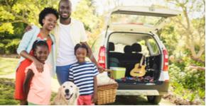 As melhores ofertas de aluguel de Minivans